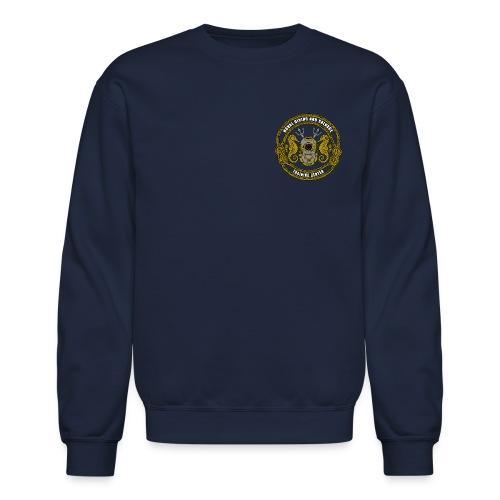 NDSTC Front Logo Sweatshirt - Crewneck Sweatshirt