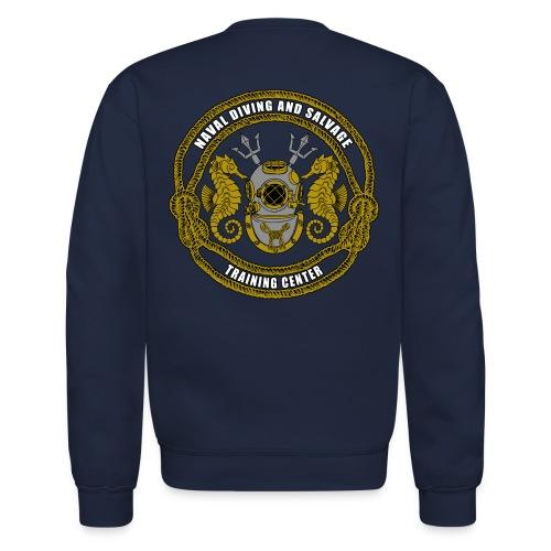 NDSTC Back Print Sweatshirt - Crewneck Sweatshirt