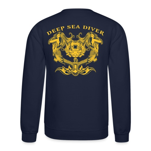 Deep Sea Diver Sweatshirt - Crewneck Sweatshirt