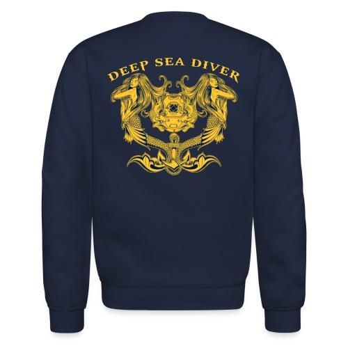 Deep Sea Diver Sweatshirt - Crewneck Sweatshirt