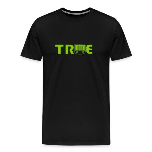 True Skills Classic Green Logo - Men's Premium T-Shirt