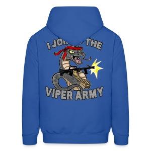 Viper Army Hoodie (2-Sided mens) - Men's Hoodie