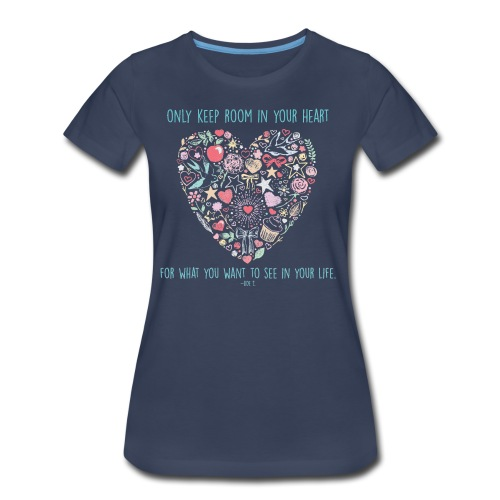 Room in Your Heart - Women's Premium T-Shirt