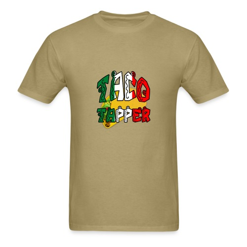 Taco Tapper Men't T-Shirt - Men's T-Shirt