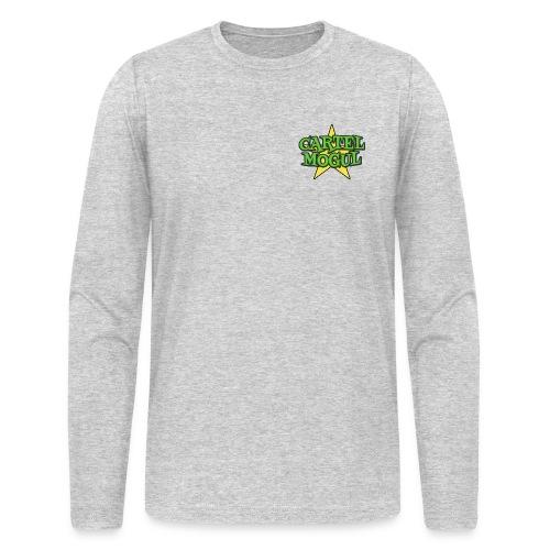 Cartel Mogul Men's Long Sleeve T-Shirt - Men's Long Sleeve T-Shirt by Next Level