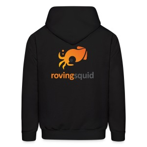 Roving Squid Men's Logo Sweatshirt  - Men's Hoodie