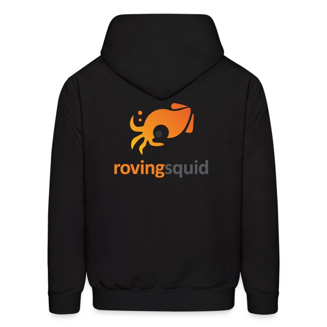 Roving Squid Men's Logo Sweatshirt