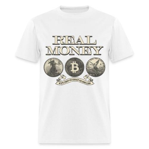 Real Money men's tee - Men's T-Shirt