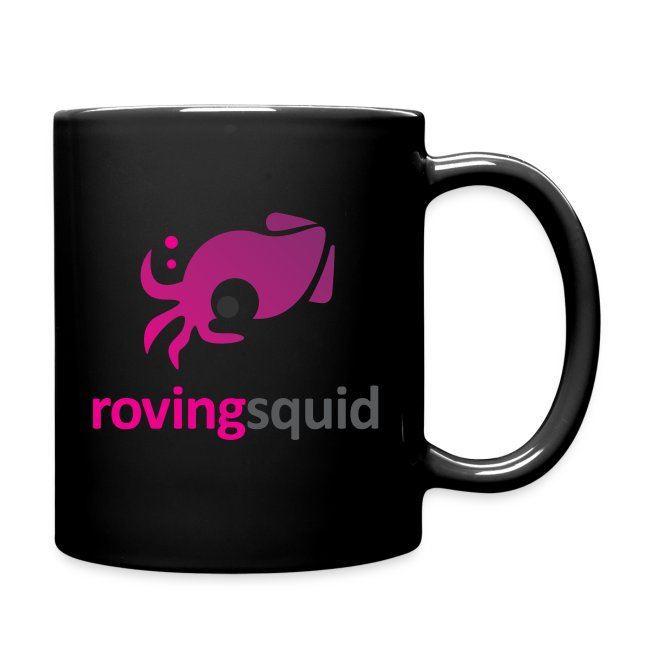 Roving Squid Mug