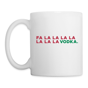 Vodka Christmas Song - Coffee/Tea Mug