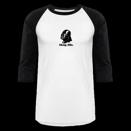 Darth Vader Thug Life - Baseball T-Shirt
