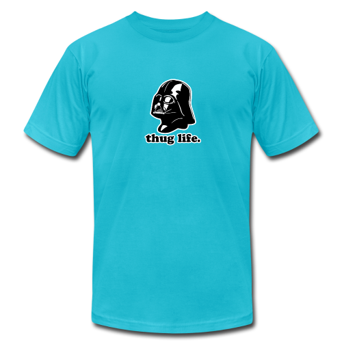 Darth Vader Thug Life - Men's  Jersey T-Shirt