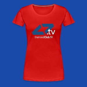 Ladies DCTV Tee - Women's Premium T-Shirt