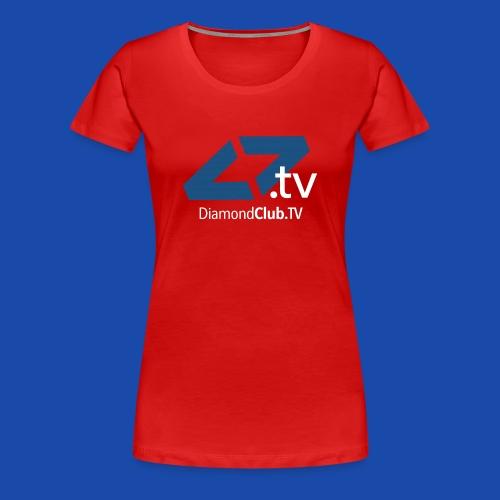 Ladies DCTV Tee - Women's Premium T-Shirt