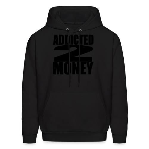 Addicted 2 Money Hoodie - Men's Hoodie