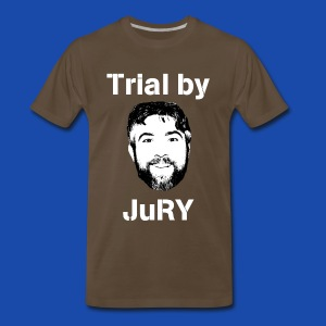 Trial by JuRY - Men's Premium T-Shirt