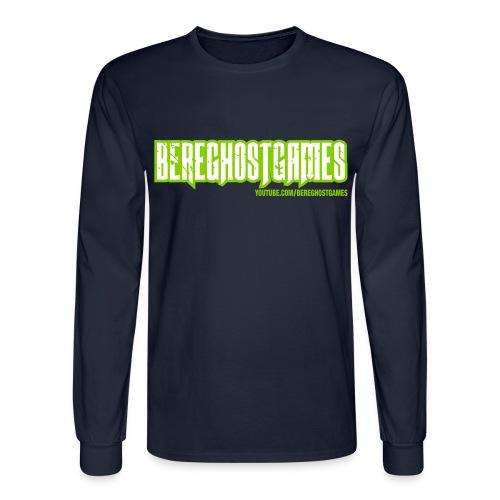 Ultimate Bereghost Shirt - Men's Long Sleeve T-Shirt