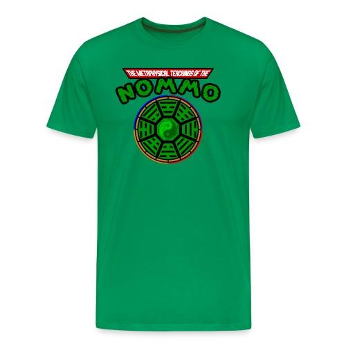 TMNT - The Metaphysical Nommo Teachings - Men's Premium T-Shirt