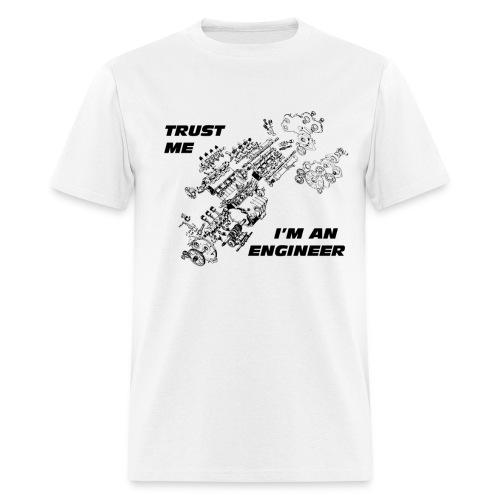 TRUST ME I'M AN ENGINEER 2 - Men's T-Shirt
