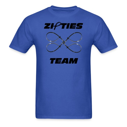 Zipties team - Men's T-Shirt