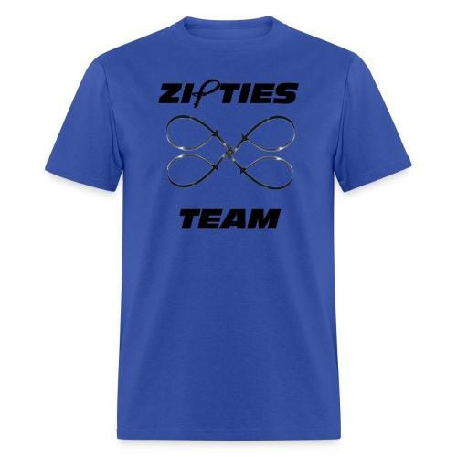 Zipties team - Men's T-Shirt