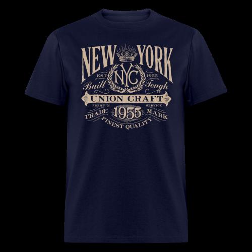 NYC Union Craft_cream - Men's T-Shirt
