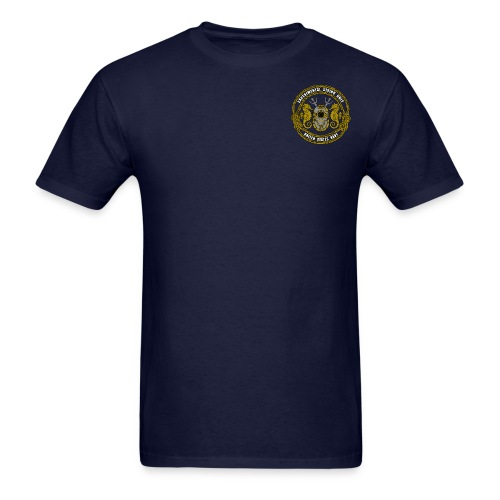 EDU Logo II - Men's T-Shirt