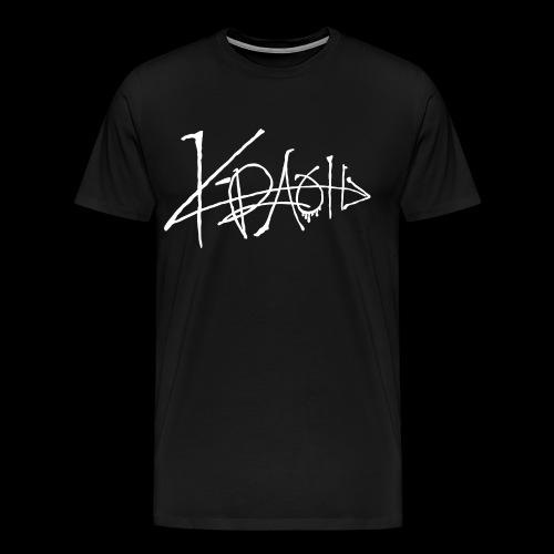 Men's Dripping Logo Shirt - Men's Premium T-Shirt