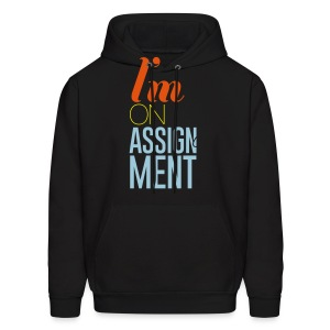 I'm On Assignment - Men's Hoodie