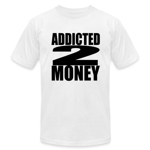 ADDICTED 2 Money shirt - Men's  Jersey T-Shirt