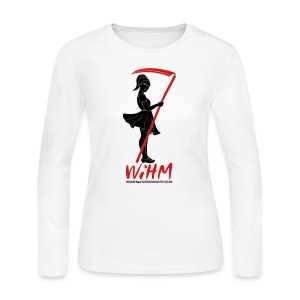 WiHM7 Women's Long Sleeve - Women's Long Sleeve Jersey T-Shirt