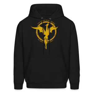 The Odds Were Never in Their Favor! (Unisex Hoodie) - Men's Hoodie