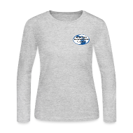 Long Sleeve Shirts ~ Women's Long Sleeve Jersey T-Shirt ~ MGC
