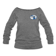 Long Sleeve Shirts ~ Women's Wideneck Sweatshirt ~ MGC