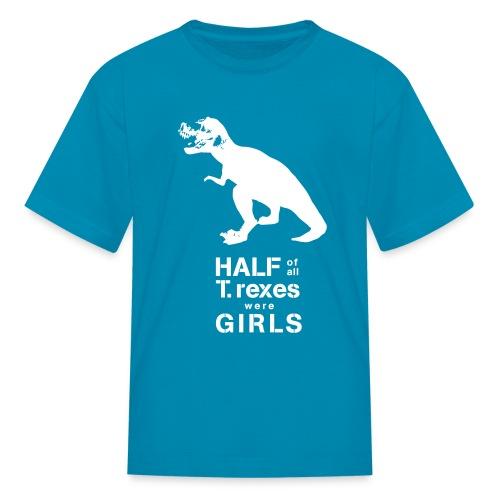 T. rex Kids' Tee - Kids' T-Shirt