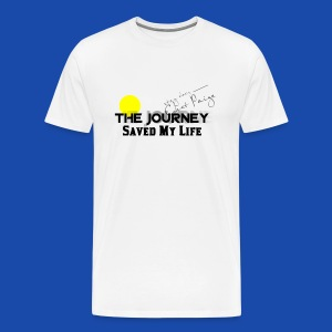The Journey - Men's Premium T-Shirt
