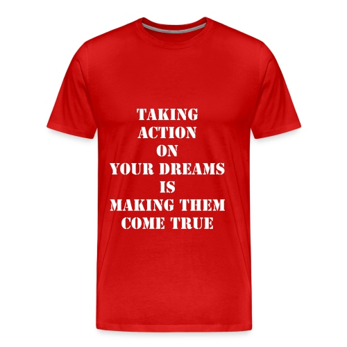 DREAM ACTION - Men's Premium T-Shirt