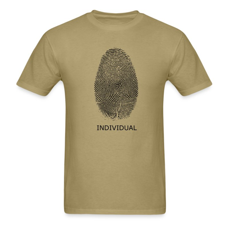 individual finger print t shirt spreadshirt