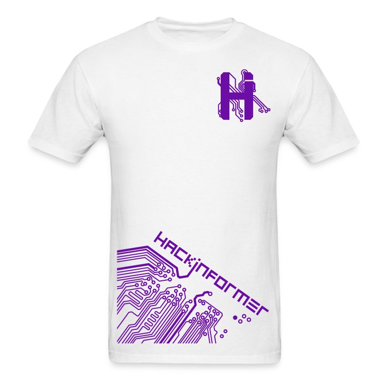 1_logopurple copy copy.png - Men's T-Shirt
