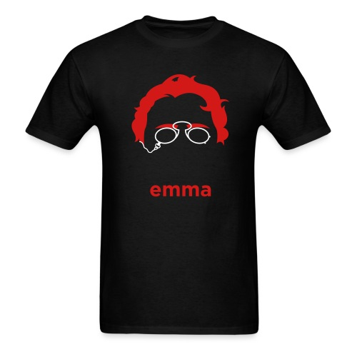 [emma-goldman] - Men's T-Shirt