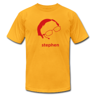 T-Shirts ~ Men's T-Shirt by American Apparel ~ [stephen_hawking]