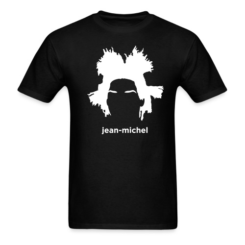 [jean-michel-basquiat] - Men's T-Shirt