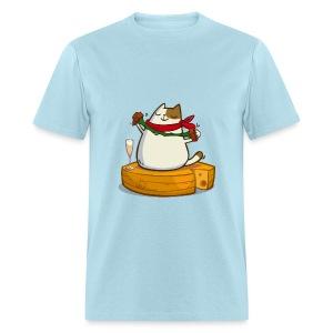 Pariscat — Friday Cat №30 - Men's T-Shirt