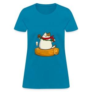 Pariscat — Friday Cat №30 - Women's T-Shirt