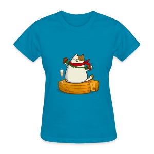 Pariscat — Friday Cat №30 - Women's T-Shirt