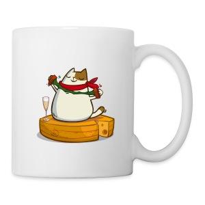 Pariscat — Friday Cat №30 - Coffee/Tea Mug