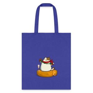 Pariscat — Friday Cat №30 - Tote Bag