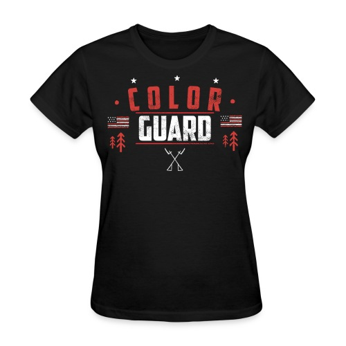 Color Guard - Women's T-Shirt