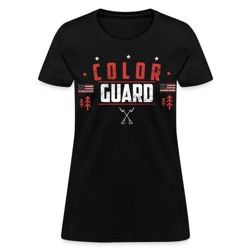 Color Guard - Women's T-Shirt