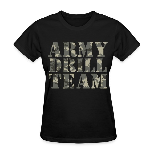Army Drill Team - Women's T-Shirt